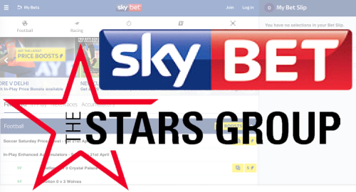 skybet acquisito betstars